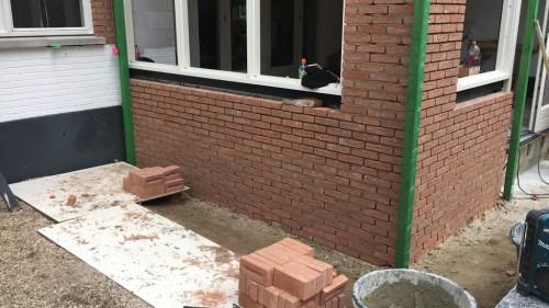 Verbouwing in Dronten bouw-slim