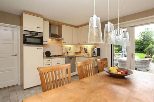 bouw-slim Luttelgeest keuken voor